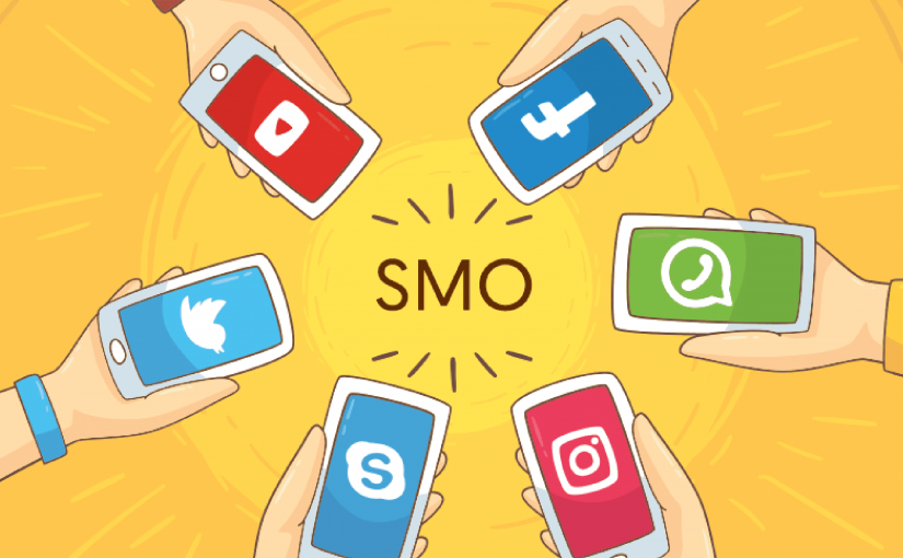 The strength of Social Media Optimization